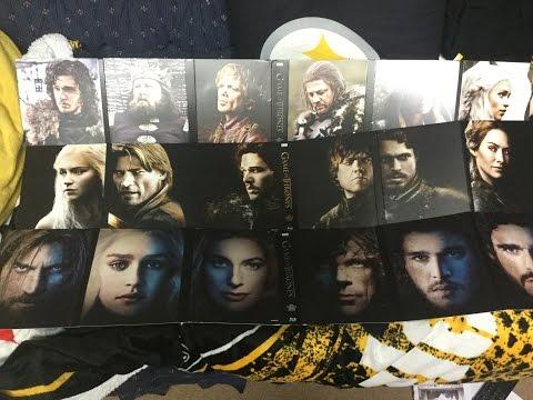 Game of Thrones - Seasons 1-3   Blu-Ray...