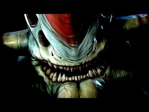 Subnautica - Remade as a Dark Horror Game