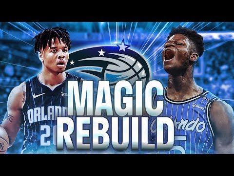 2020 Magic Rebuild | Building Around Fultz?