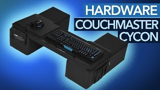 Perfektes Couch-Gaming? nerdytec Couchmaster Cycon im Test