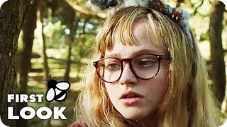 I Kill Giants First Look Clip (2018) Zoe Saldana Movie