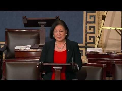 On Senate Floor, Senator Mazie K. Hirono Defends Military Efforts To Develop Alternative Energy