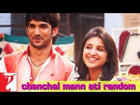 Chanchal Mann Ati Random - Song - Shuddh Desi Romance Travel Video