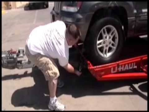 Car Hauler - YouTube