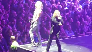 """Def Leppard : """" Hysteria """" Motorpoint arena, Nottingham 8-12-18"""