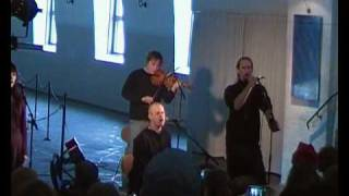 Wardruna Heimta Thurs Live Inferno Festival 2009
