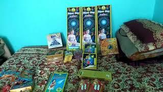 Diwali fireworks 2017 unboxing video