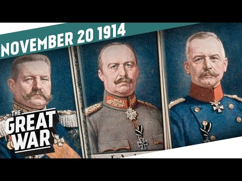 The Enemy Within - The German Army's Power Play I THE GREAT WAR Week 17