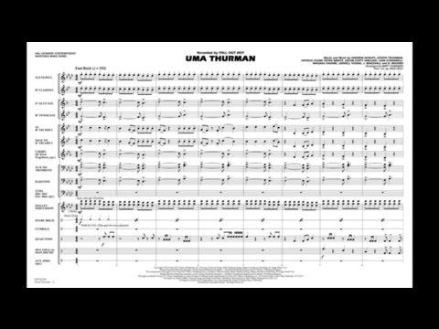 Uma Thurman arr. Matt Conaway & Jack Holt