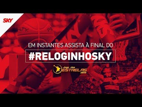 #JogoDasEstrelasNBB | Final Reloginho SKY | 17.03.2018