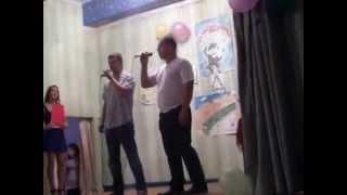 День ВДВ -  песня Синева(Автор видео - Заугольникова Т.И., 2014-07-30T10:22:19.000Z)