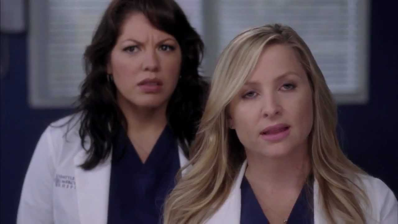 Greys Anatomy Season 8 Deleted Scene 2 There Every Step Of The