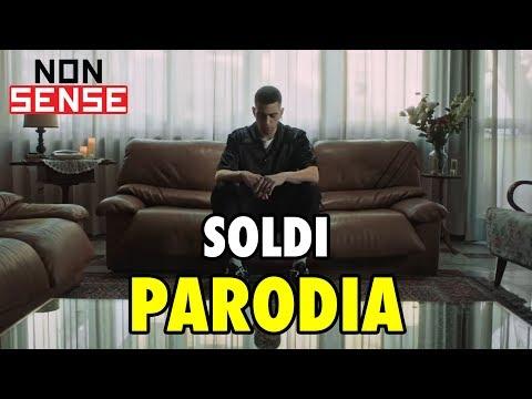 SOLDI PARODIA - MAHMOOD - VINCITORE SANREMO 2019 (Prod. Steve)