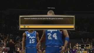 nba 2k where is the mamba booter