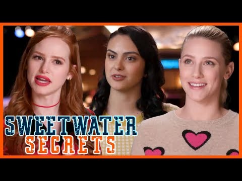 Riverdale Stars Freak Out Over Heathers Musical - Plus, Meet Peaches 'N Cream! | Sweetwater Secrets