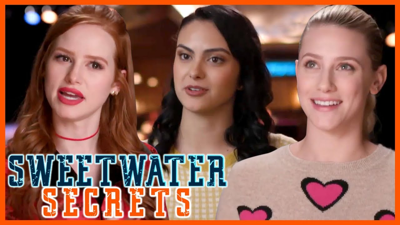 Download Riverdale Stars Freak Out Over Heathers Musical - Plus, Meet Peaches 'N Cream! | Sweetwater Secrets