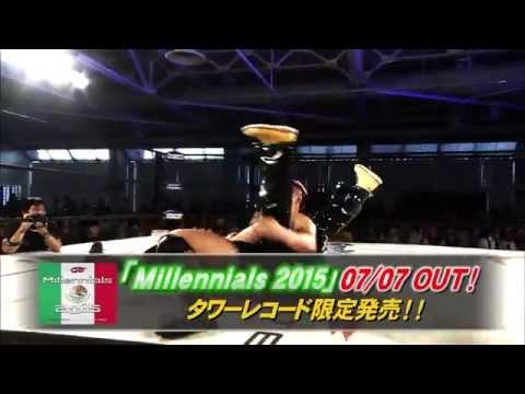 オフィシャルサウンドトラックMillennials 2015タワーレコード限定リリース