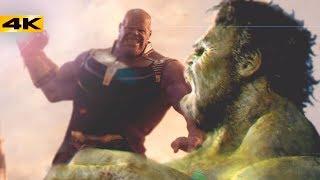 Мстители 4 - разбор удаленных сцен. Другой сюжет фильма.