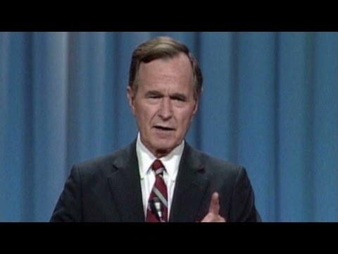 Highlights from Bush's 1988 RNC speech