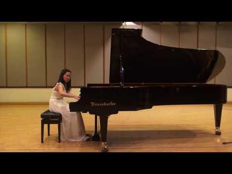 Beethoven Piano Sonata Op. 10 No. 3 I. Presto played by Hiu-Tung Yip