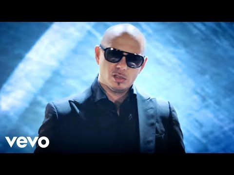 Pitbull Ft. Chris Brown - International Love (Official Video)
