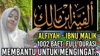 Alfiah Ibnu Malik Full 1002 Bait