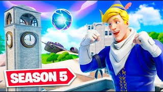 TILTED IS BACK! Welcome to Fortnite Season 5!