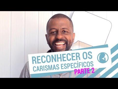 É SÓ ALEGRIA // RECONHECER OS CARISMAS ESPECÍFICOS #5 - PARTE 2 // Eduardo Badu