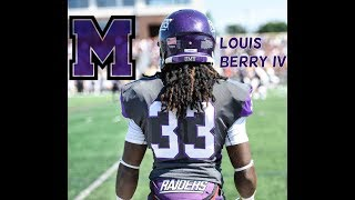 "Louis Berry IV || ""Steel City Savage"" 