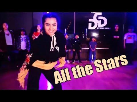 All the Stars - Kendrick Lamar & SZA | Tati McQuay Choreography