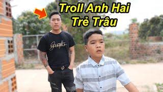 Troll Anh Hai Xăm Trổ Của Trẻ Trâu Và Cái Kết | TQ97