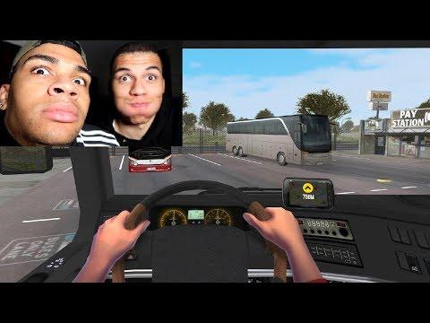 HEFTIGER BUS CRASH ! | Fernbus Simulator | Brownies |