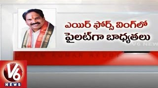 Telangana PCC New Chief Uttam Kumar Reddy Profile (02-03-2015)