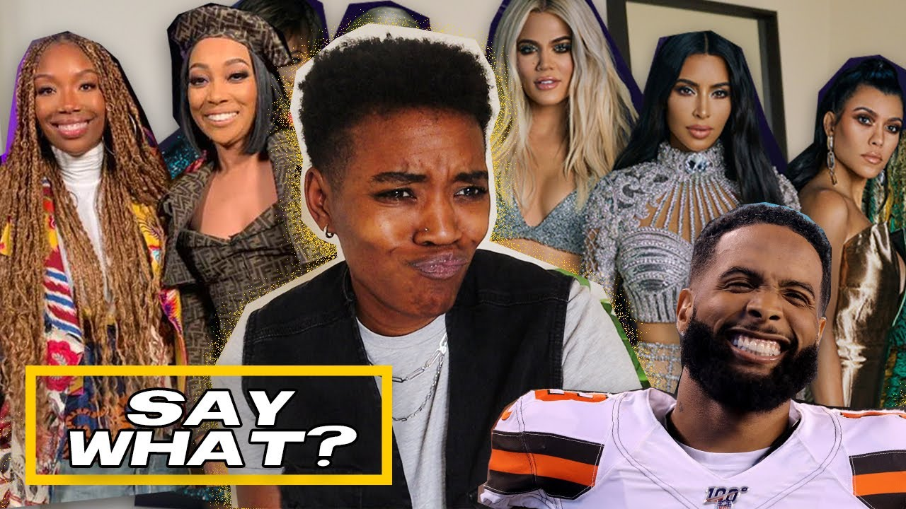 "Odell ""Backdoor"" Beckham + KUWK is OVER + Brandy vs. Monica + RIP Chadwick 