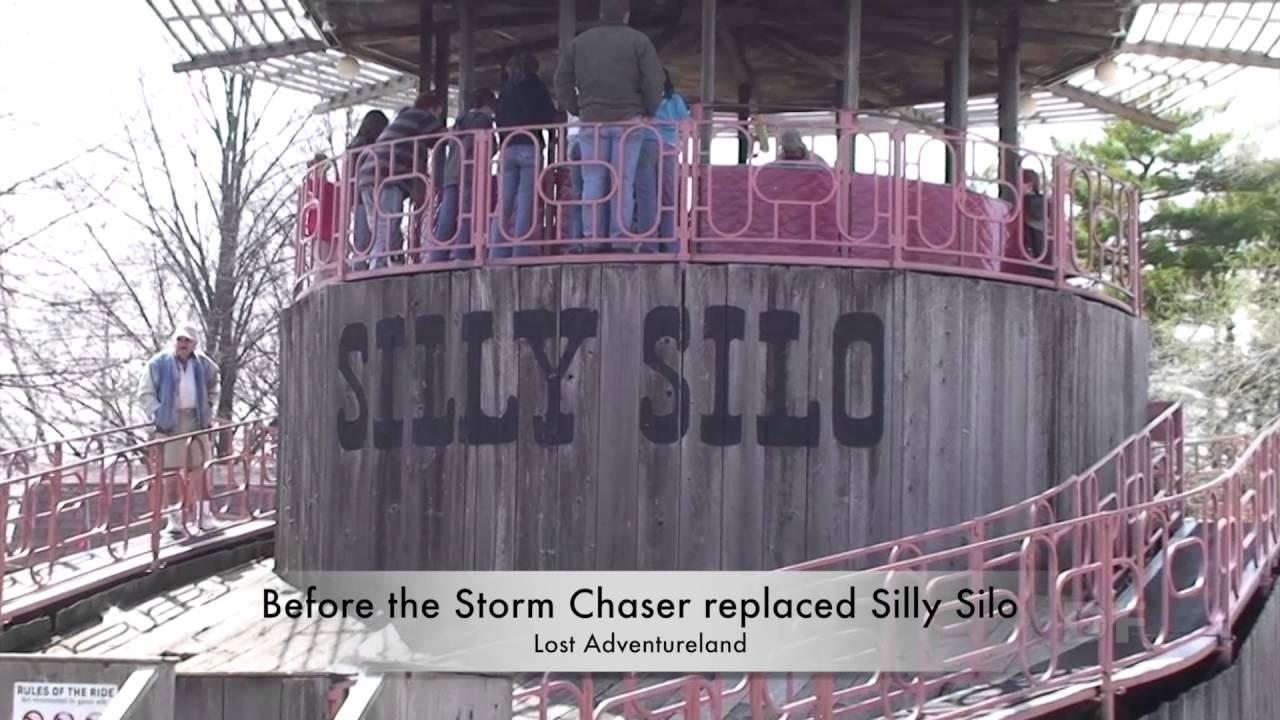 Adventureland Altoona Iowa Theme Park Dismantles Dragon Roller Coaster