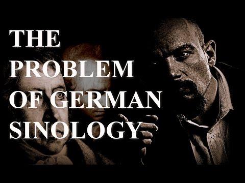 Pattberg: The Problem of German Sinology