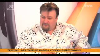 Le 7/8 Week-end – Emission du vendredi 16 mai 2014