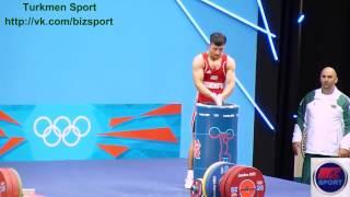 Данияр Исмаилов / Тяжелая атлетика до 69 кг.Олимпиада 2012