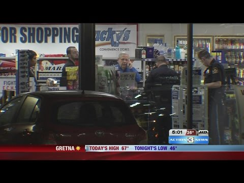 West Omaha gas station robbed overnight