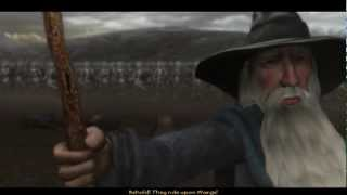 The Hobbit: Prelude to the LOTR - Chapter 10 - The Clouds Burst & Ending (Cutscenes)