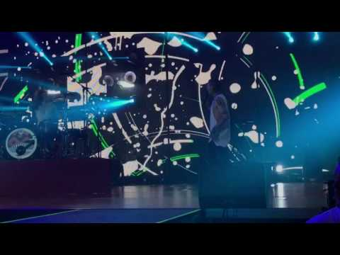 Twenty One Pilots - Trees (full speech and song) Bridgeport, CT 1/18/17