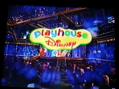 Playhouse Disney Live on Stage (2003) Promo and Mini ...