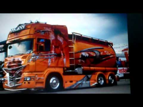 Les plus beaux camions du monde youtube Les plus beaux hommes du monde