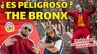 ¿CÓMO de PELIGROSO es el BRONX? | TOUR CONSTRASTES NUEVA YORK