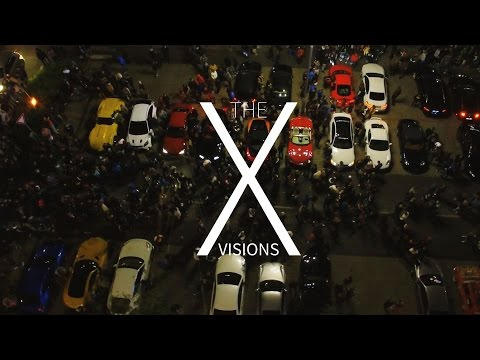 🏁 Illegal Night #5 Košice / 4K Short film by The X Visions
