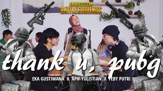 Ariana Grande - Thank U, Next (Cover w/ PUBG Sounds) feat. Apipp, Feby Putri