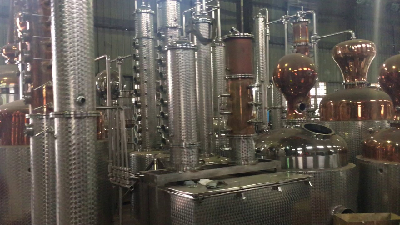 Vodka Distillery For Sale And Vodka Making Machine For