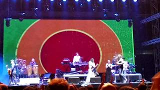 Thievery Corporation - Fight to Survive, live@Release Athens Festival 2017, day2, Athens 16.06.2017