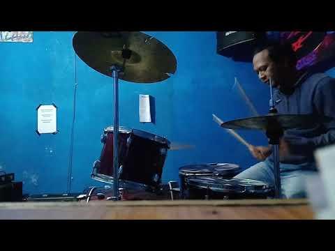 erk di udara (drum cover) with rltf band