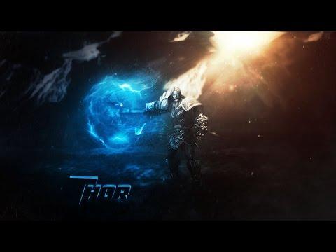видео: smite Гайд по игре thor
